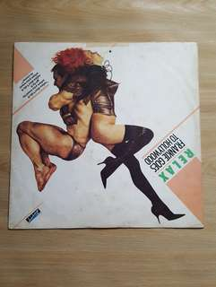 Relax - Frankie Goes to Hollywood ( 12 Single Vinyl Record)