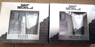 David Beckham - Beyond Forever gift pack $25 each