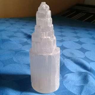 Selenite tower