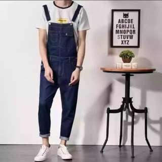 (2件/2pairs) 戶外旅行運動男女長褲工人褲 (seriessix系列) (包Buyup自取) (Long pants overall)