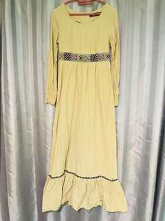 Arcadia Lifestyle Dress (light brown)