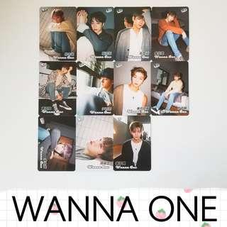 27 28 期 Wanna one yescard