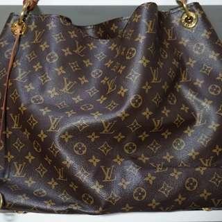 Louis Vuitton Artsy GM Authentic