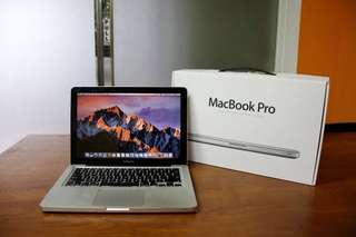 Macbook Pro Mid 2012 MD101 intel core i5 - 2,5 ghz