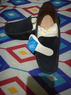 BNWT Florsheim Blue Loafers for 7-9 y/o Boys
