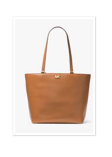 Michael Kors Moss Leather Tote