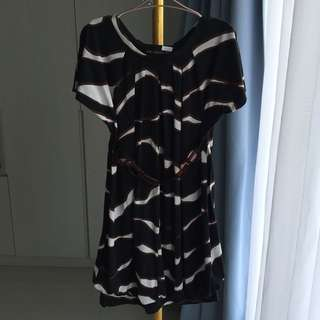 ZARA Baloon Dress