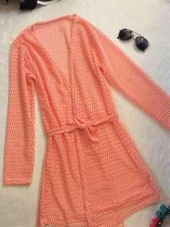 Beach Robe (peach)