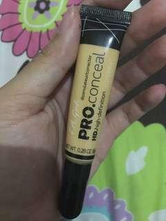 LA Girl Pro Conceal HD Yellow Corrector