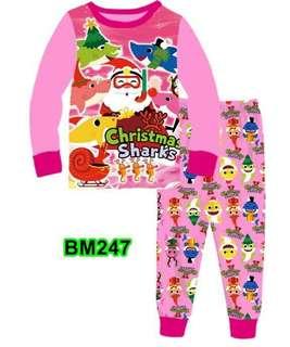 Kids long sleeve Pyjamas