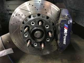 Brembo brake Calipers kit original for Bmw e36
