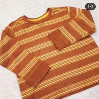 Kaos Tangan Panjang Mothercare 18-24 Mo