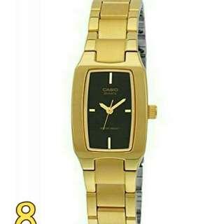 Casio Vintage LTP-1165N-1C Womens Watch
