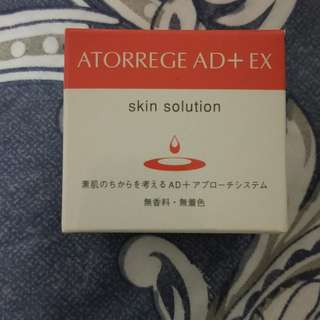 Atorrge AD+ skin solution