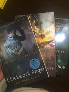 THE INFERNAL DEVICES (1&3)