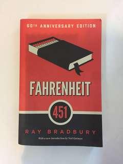 Fahrenheit 451 by Ray Bradburn