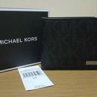 Brand New Authentic MK wallet for men