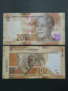 South Africa 20 Rand 🇿🇦 !!!