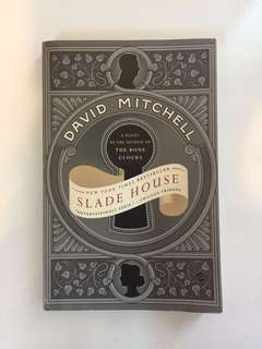 Slade House by David Mitchell - imported preloved