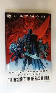 Batman - The Resurrection of Ra's Al Ghul