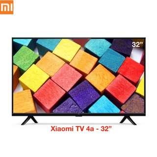 "TV Xiaomi TV 4A Android Smart TV- 32"" (Full HD)"