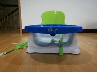 Little Bean Safety Foldable Booster Chair