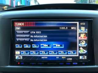 car head unit system Kenwood ddx 7039