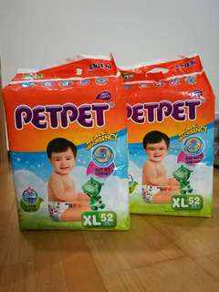 Petpet Tape XL x 2 packs