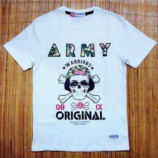 ARMY軍~M號🌴潮Tee