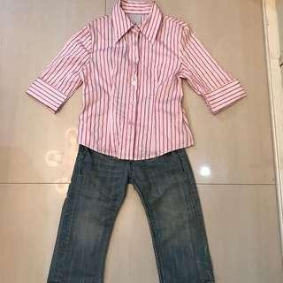 Pre-loved Boy Shirt