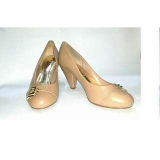Beira Rio Slip On Pump Low Heel Shoes