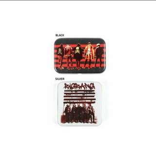 Bigbang Official Merch Tin Box