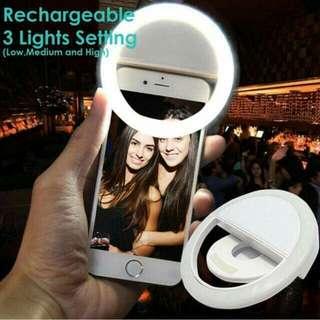 Selfie Ring light