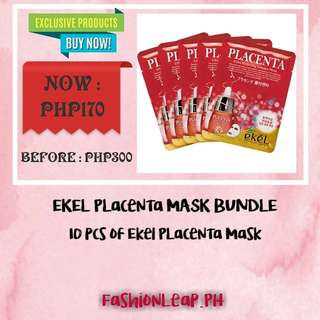 Ekel Placenta Mask
