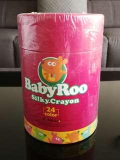 Baby Roo Silky Crayon