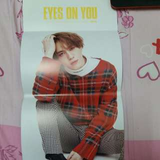 [WTT/WTS]GOT7 EYES ON YOU COVER POSTER