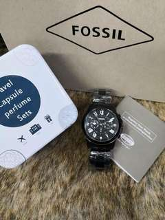 FOSSILS NEW COLLECTION