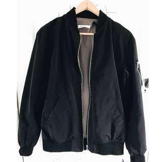 Assembly Label Bomber Jacket