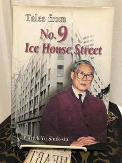 Legal cases autobiography TALES FROM ICE HOUSE STREET PATRICK