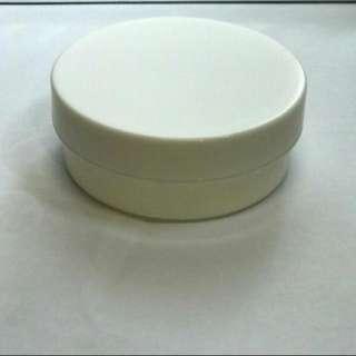 50g Tub White