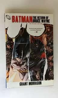 Batman - The Return of Bruce Wayne(The Deluxe Edition)