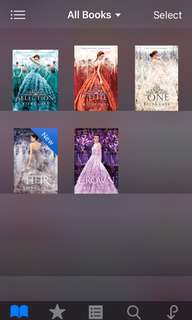 Selection Series Epub