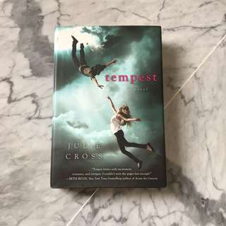 Tempest by Julie Cross