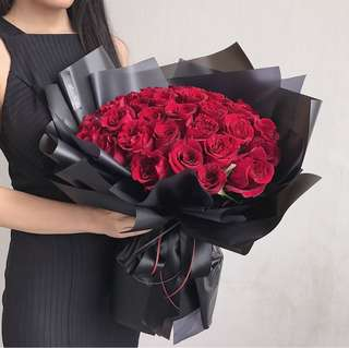 40 Roses | Proposal Bouquet | Birthday Flower