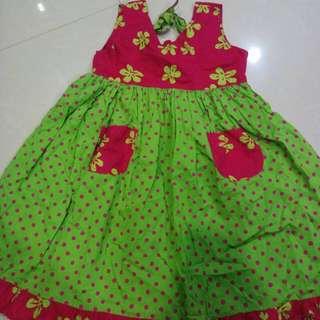 Girl Bali Dress