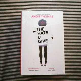 Books The Hate You Give - Angie Thomas