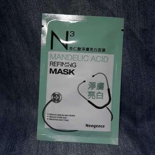 Neogence Sheet Mask - Mandelic Acid
