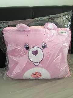 Care bear giant cushion (purple)