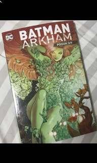Batman Arkham: Poison Ivy comic book