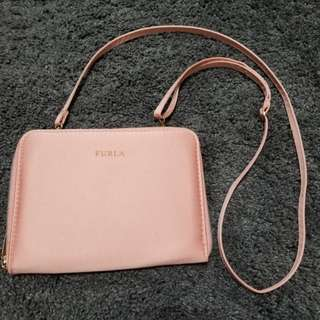 Furla mini travel bag wallet